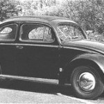 1952 VW De Luxe