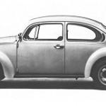 1975 VW 1200L